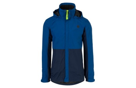 Regenjas Agu Section H, navy blue, M